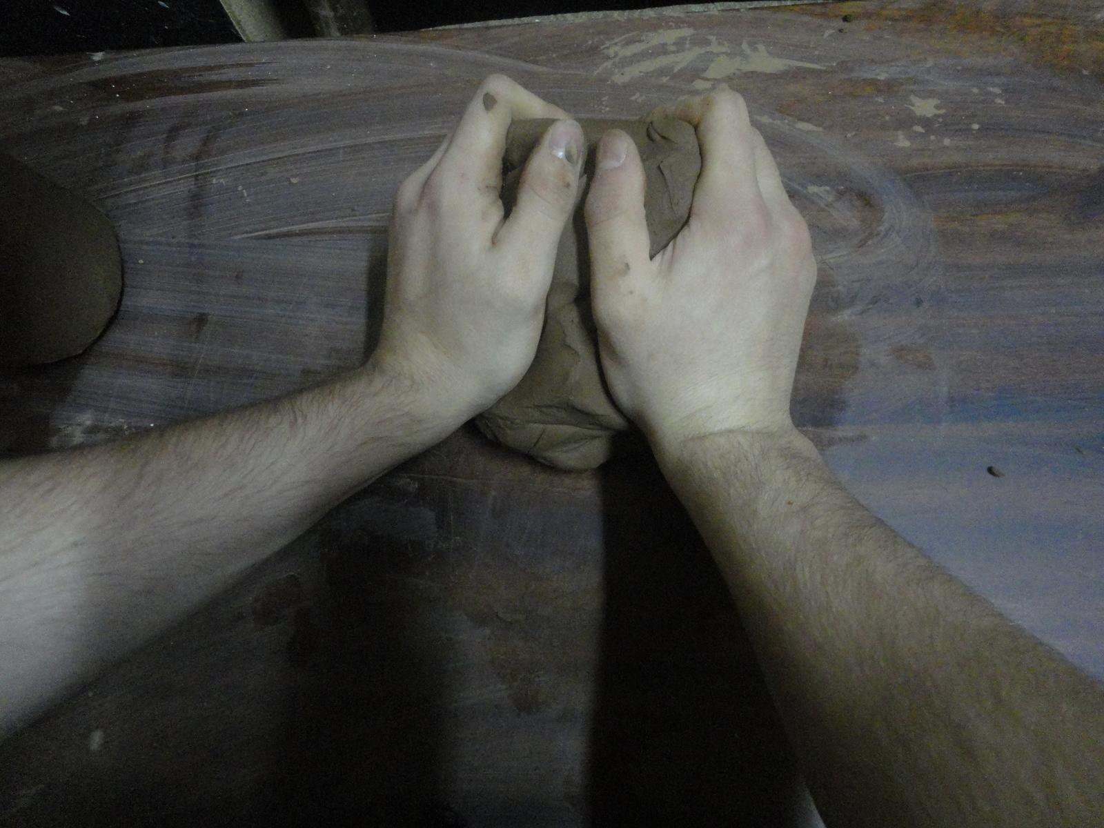 Глиняная кружка своими руками