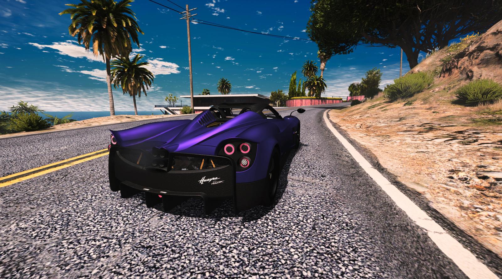 Харли Квинн в Grand Theft Auto 5  Vice City Reshade