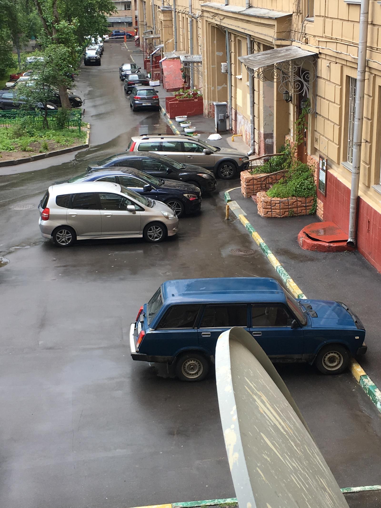 Москва потратит на дворы и парковки 20 млрд рублей рекомендации