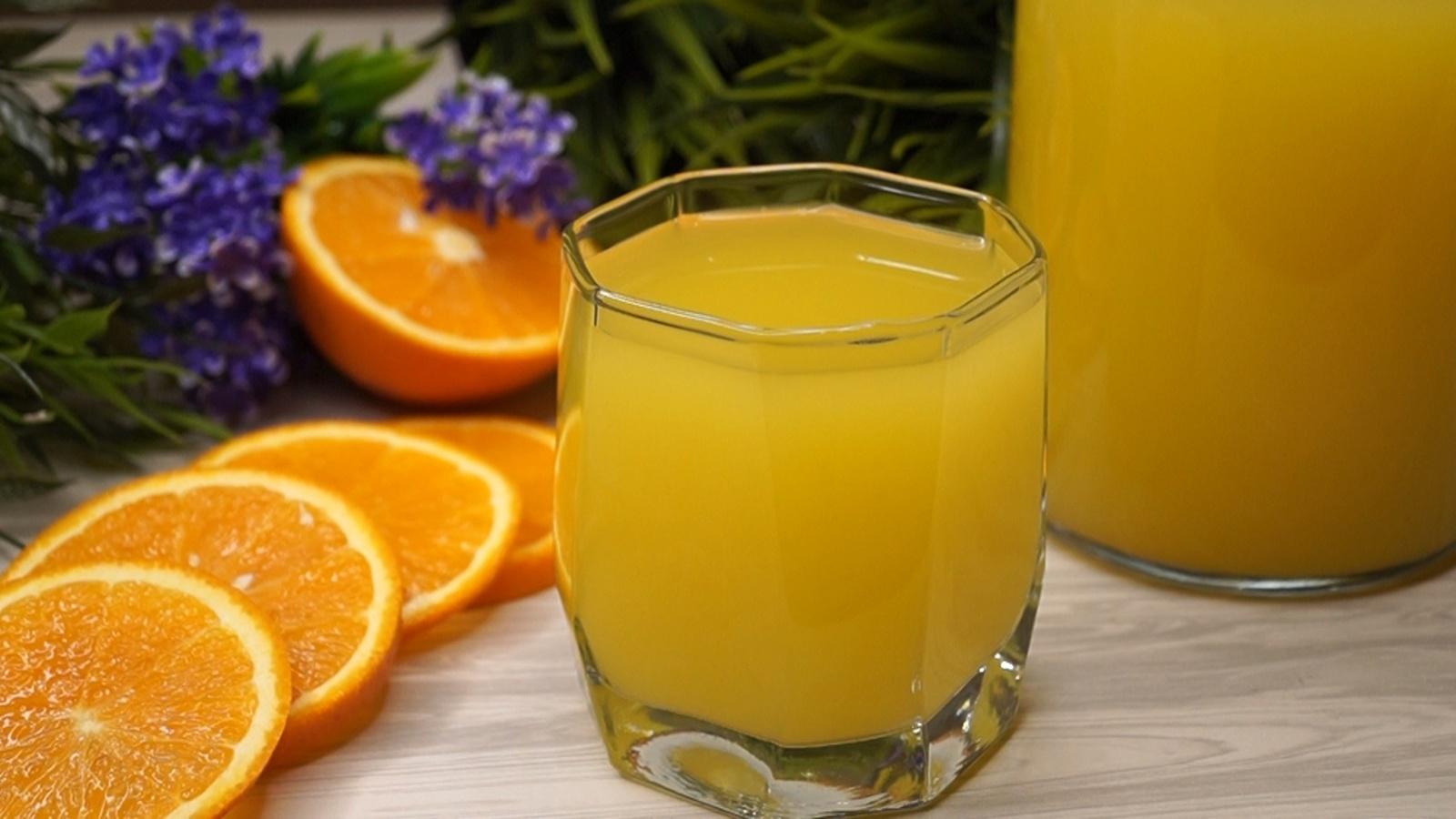 как приготовить напиток из лимона и апельнов