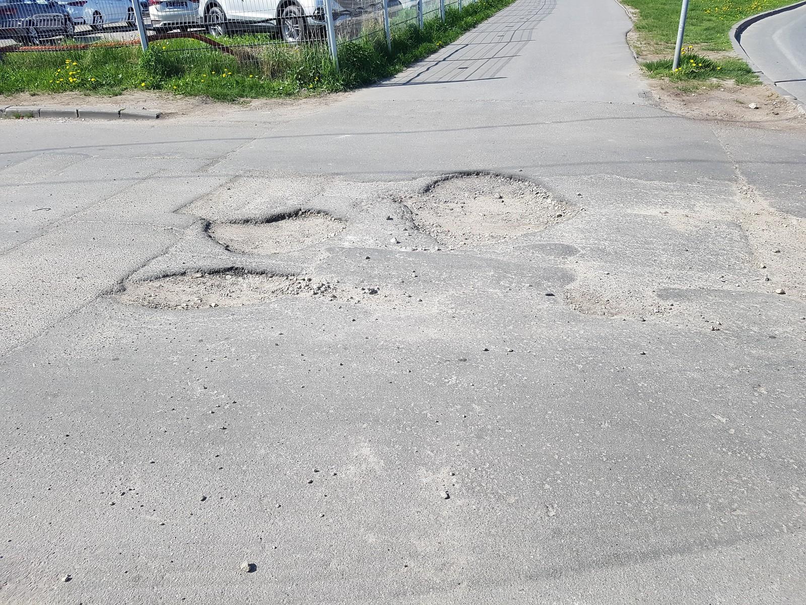 Куда отправить жалобу на плохие дороги во дворе спб