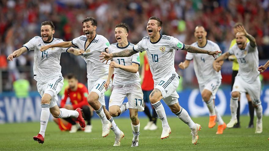 Результат россия испания юношеский футбол