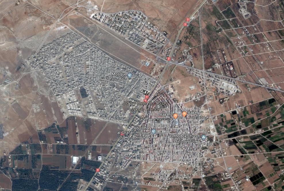 Недвижимость в сирии дом в эмиратах Аль-Аджбан