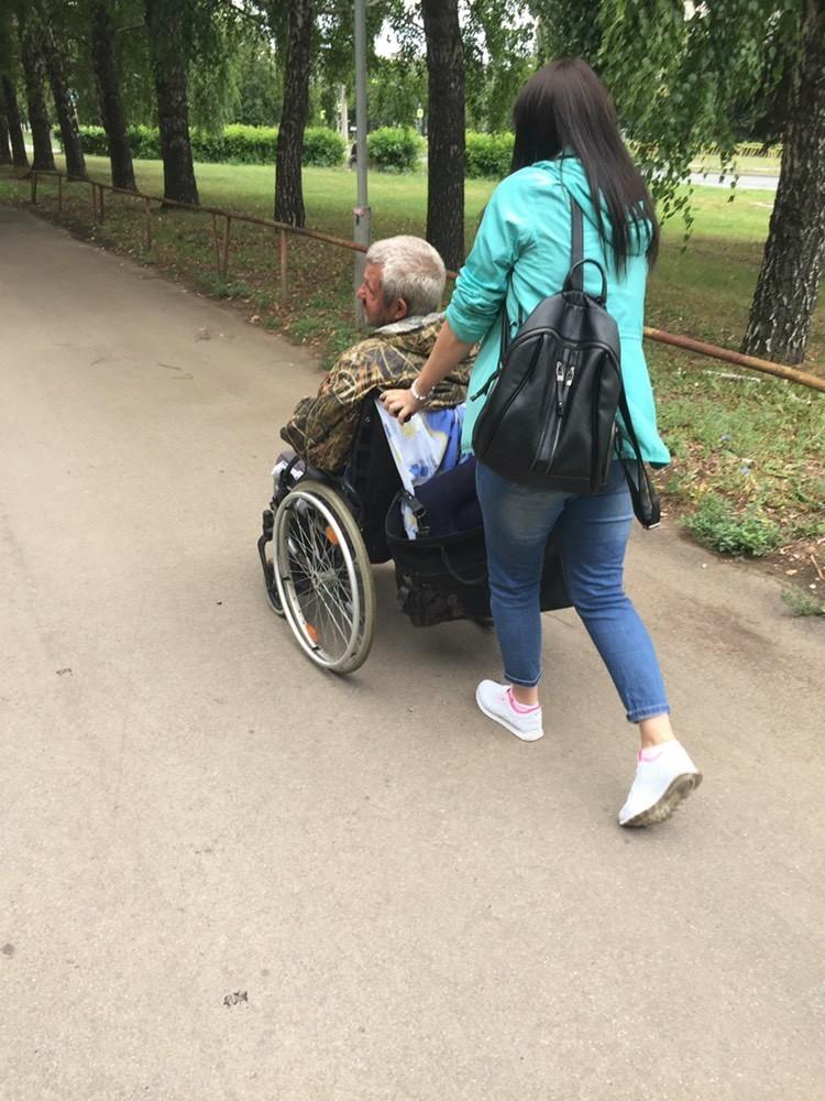 Инвалид колясочник может иметь сперму