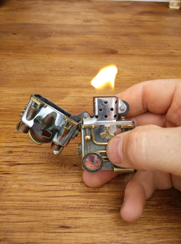Поделки из зажигалок своими руками фото 912