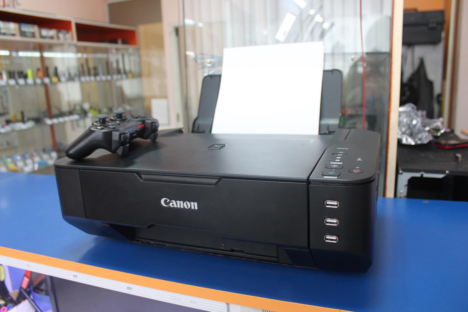 Playstation 3 в корпусе принтера