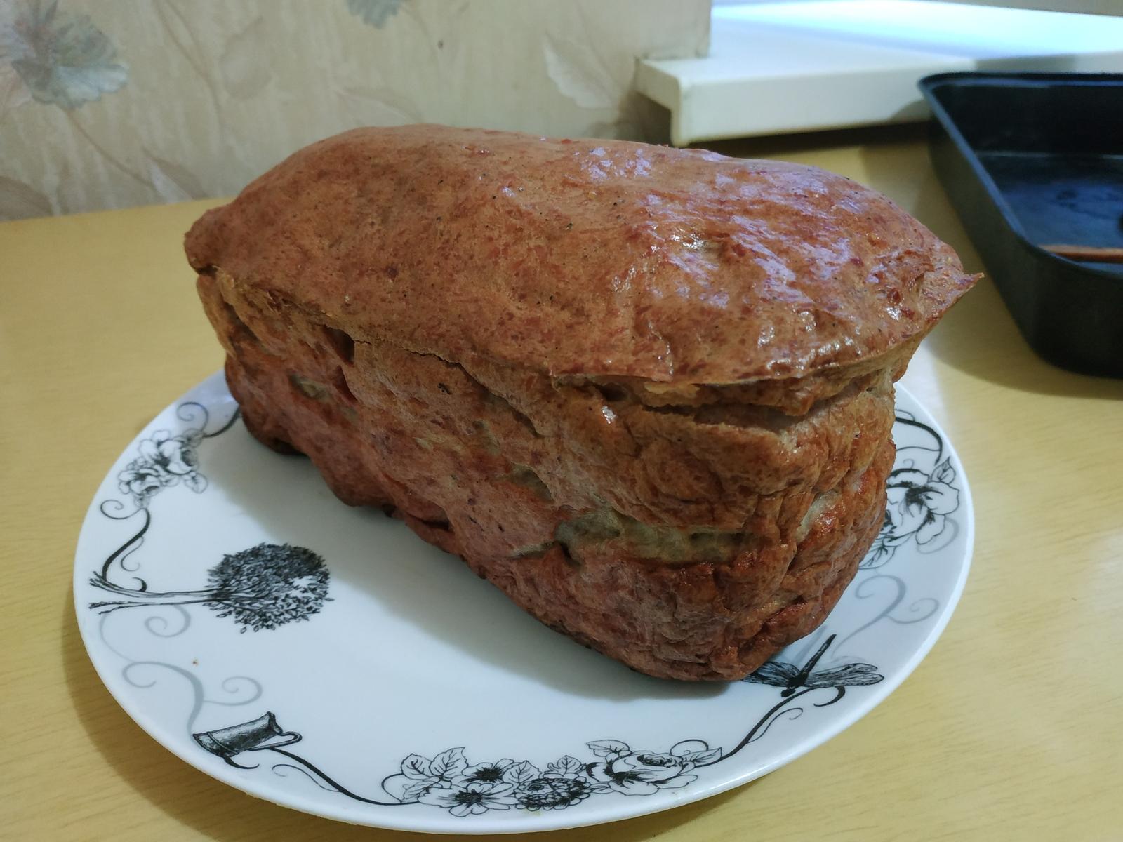 Мясной хлеб своими руками