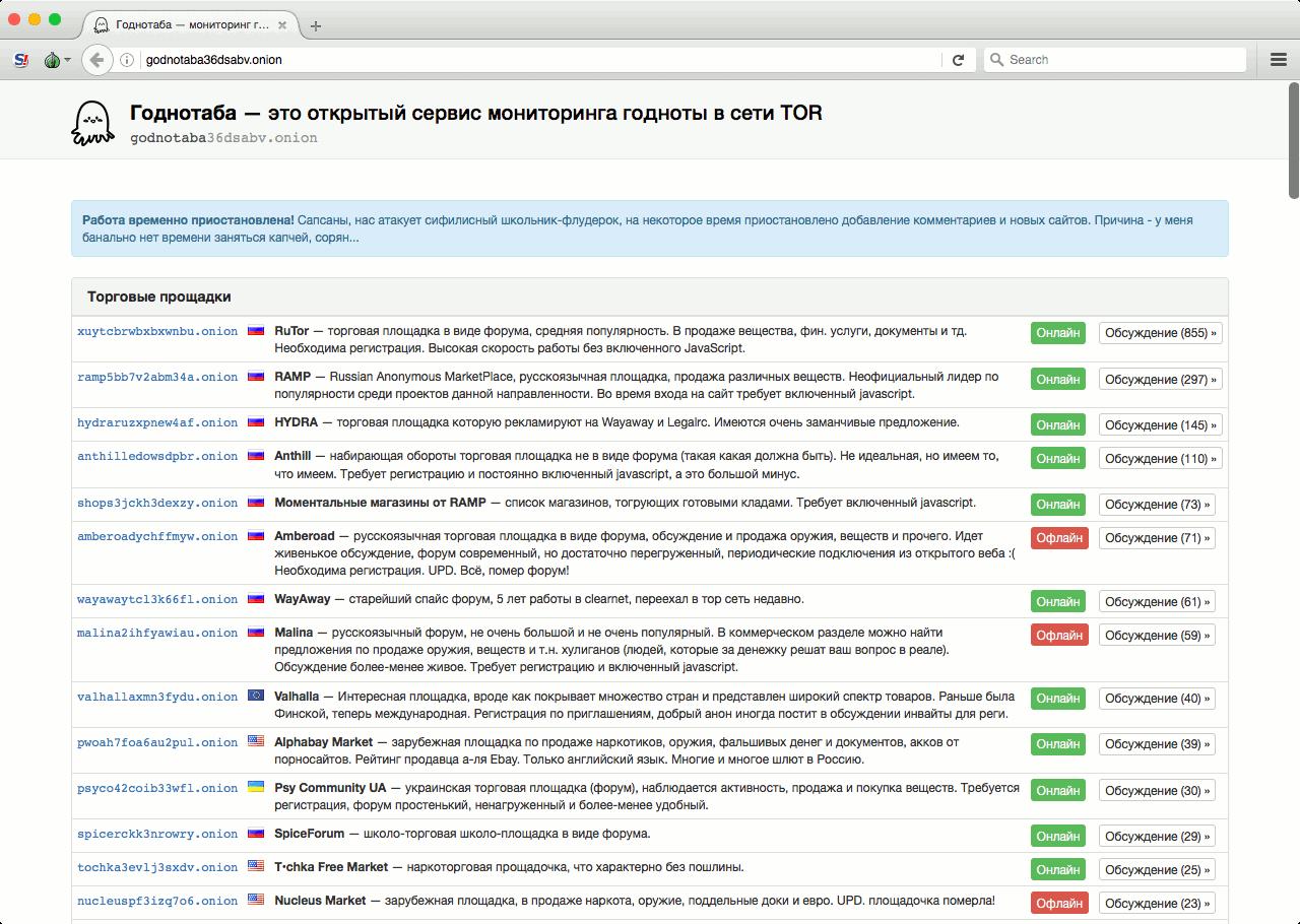 популЯрные сайты в браузере тор hydraruzxpnew4af
