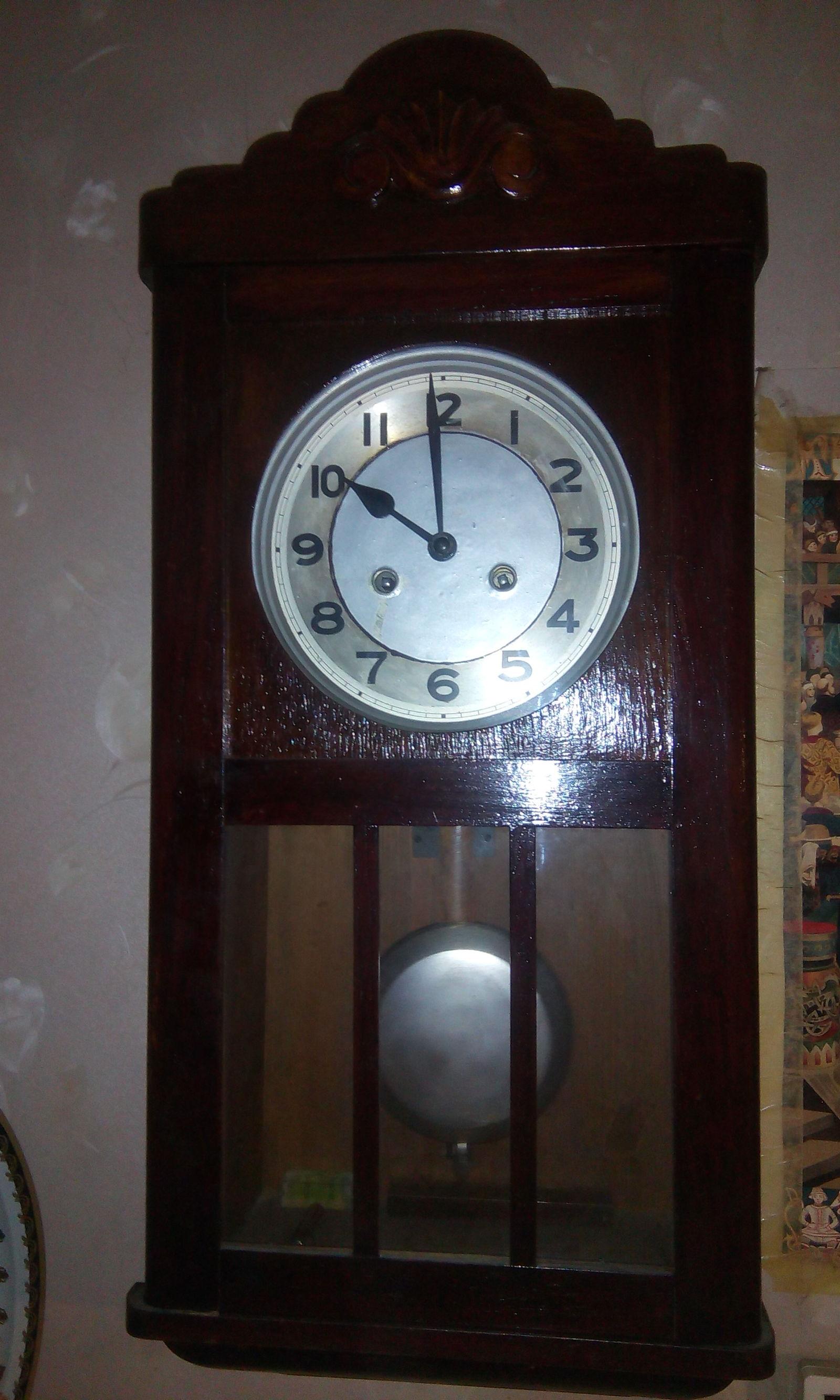 часы фридрих винтер продать карманные