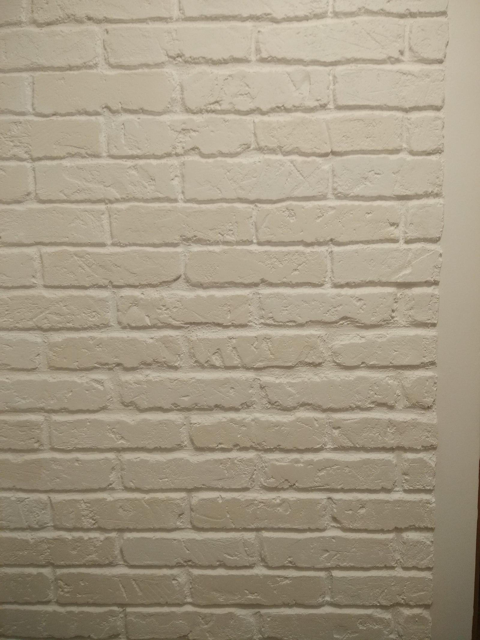 Кирпичи для отделки стен своими руками