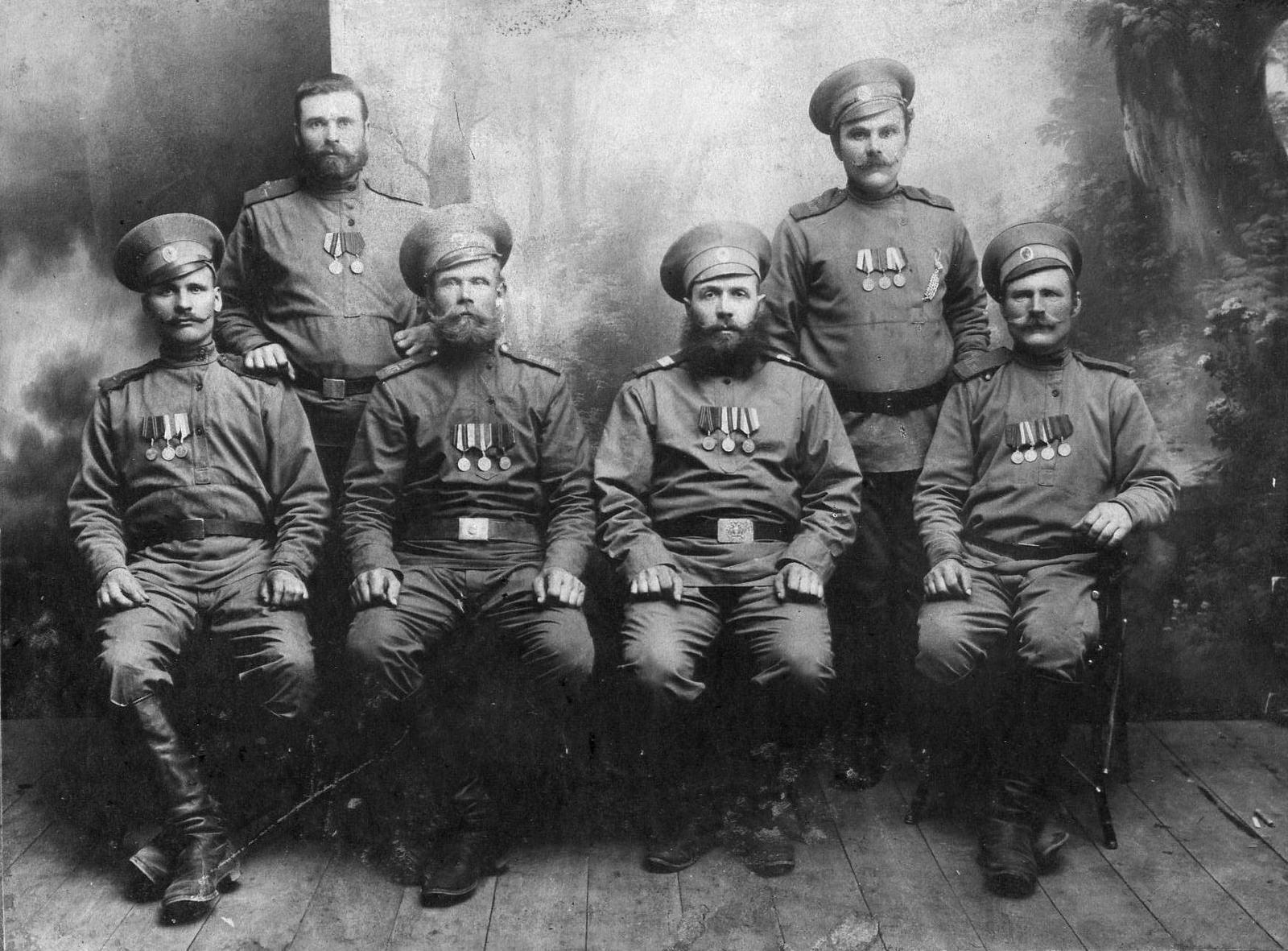 Россия 1915 - 1980 г.
