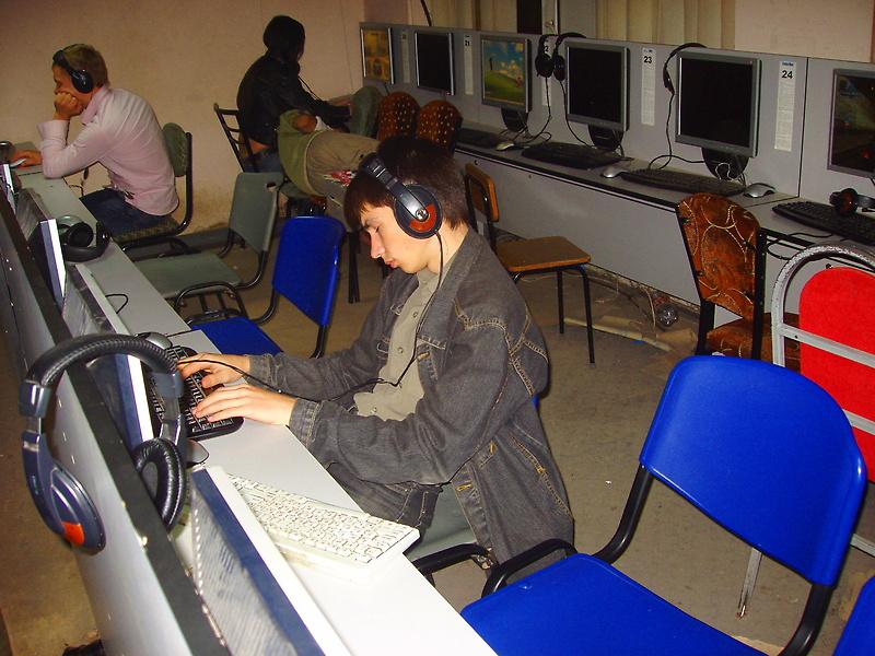 компьютерный клуб интернет кафе москва
