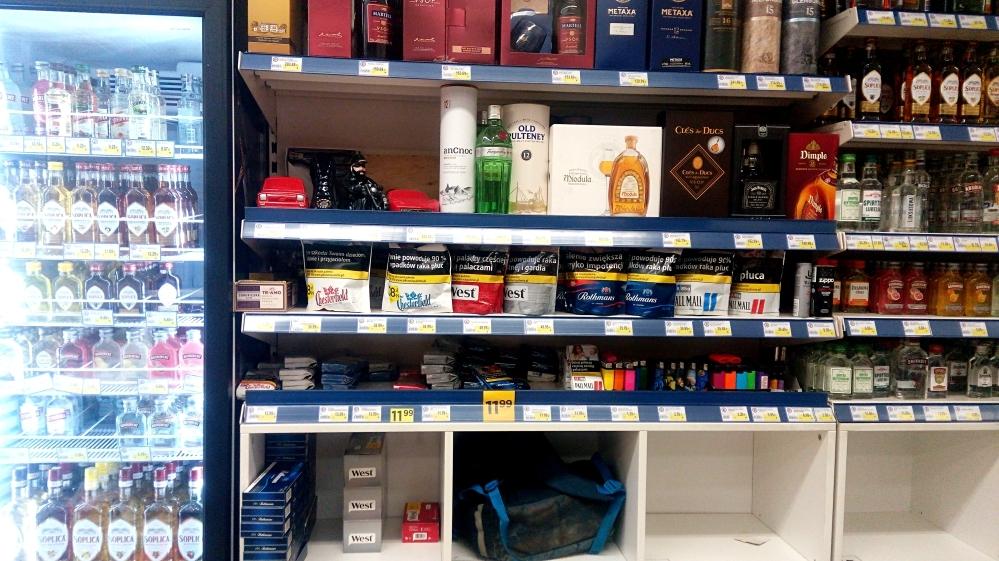 Куплю сигареты в польше в электронные сигареты в тюмени заказать