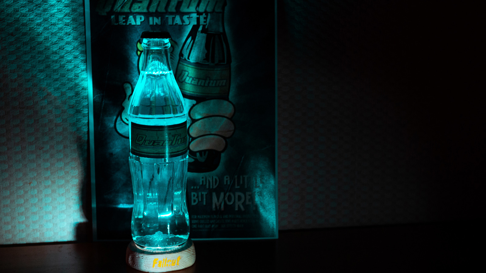 Квантовая Ядер-Кола своими руками