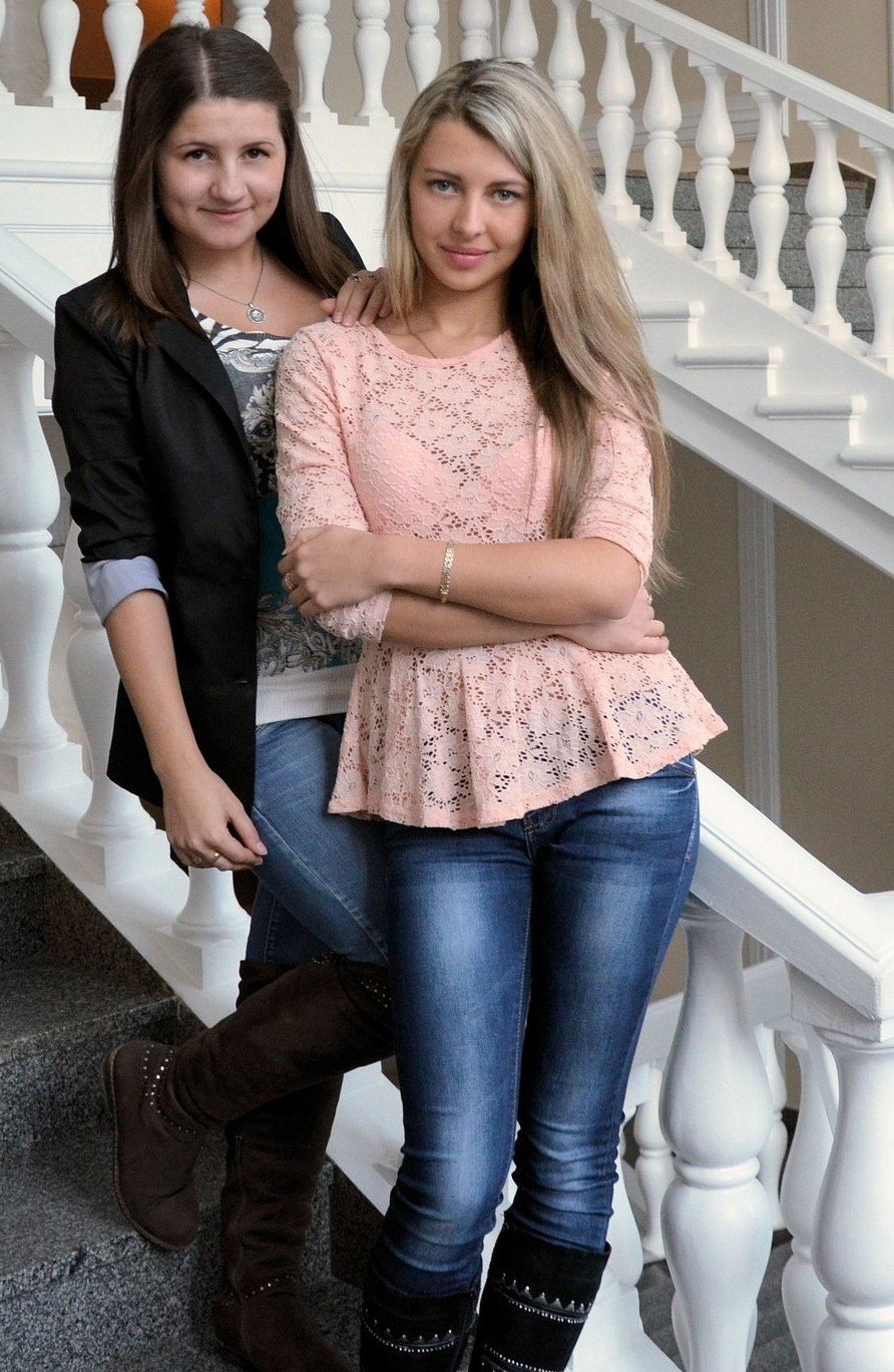 фото студентки русские