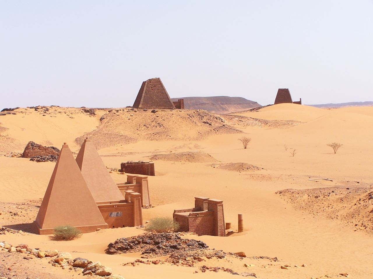 Обои гробница, иероглифы, Пирамиды, пустыня, египет. Разное foto 9