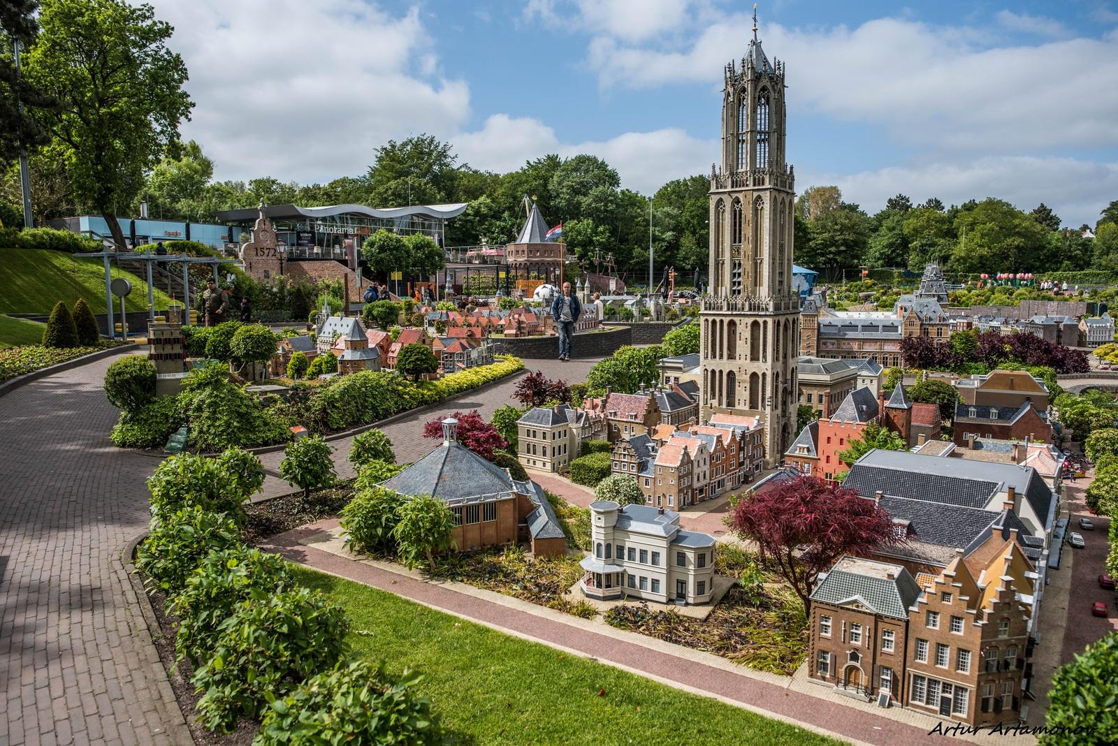 Обои лето, Облака, Дирксланд, нидерланды. Пейзажи foto 12