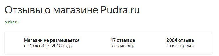 Как не купить подарок бабе или Pudra.ru Pudra, Pudraru, Бизнес по- 09063aea2a7