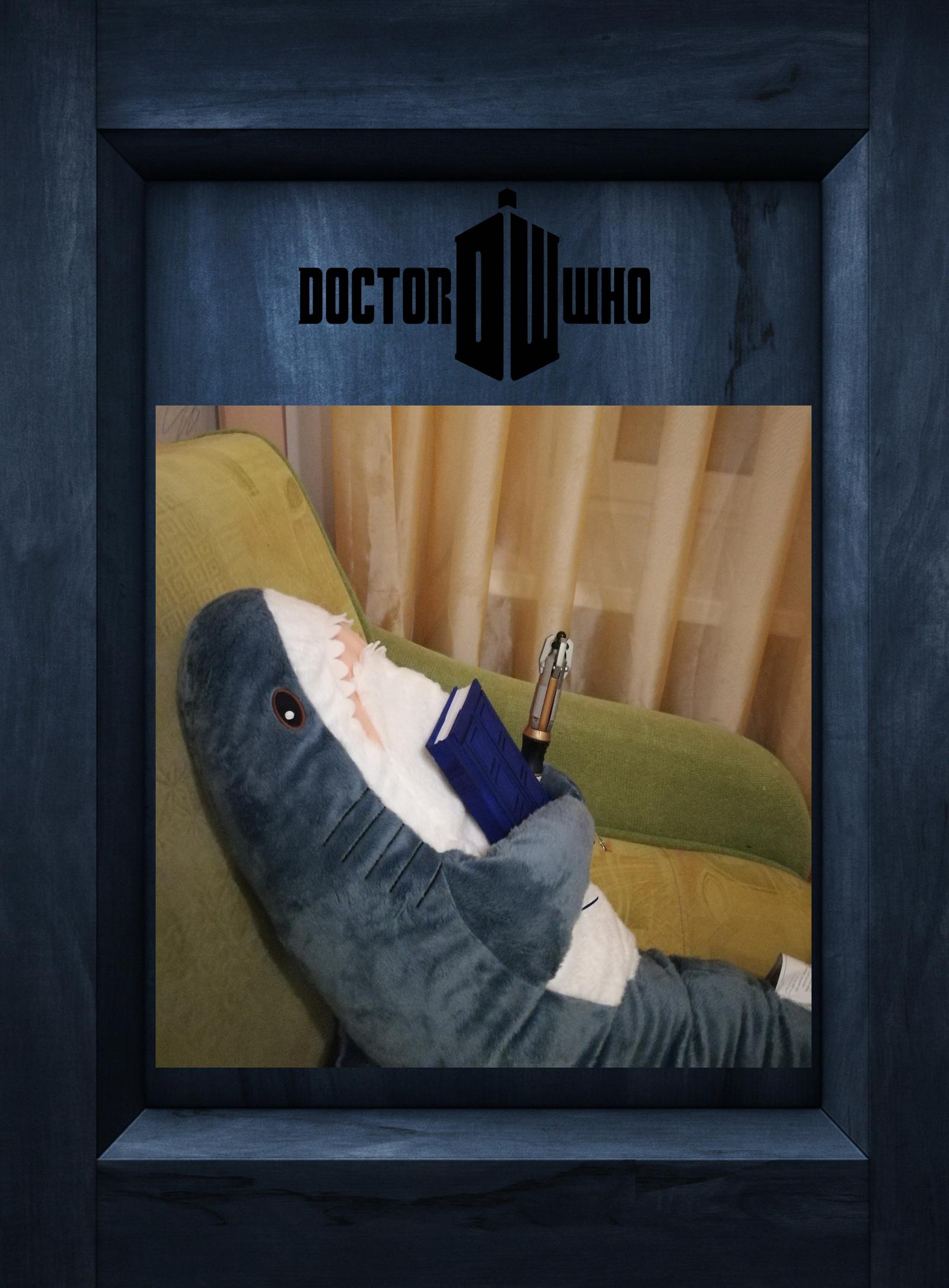 Сшить доктор кто своими руками