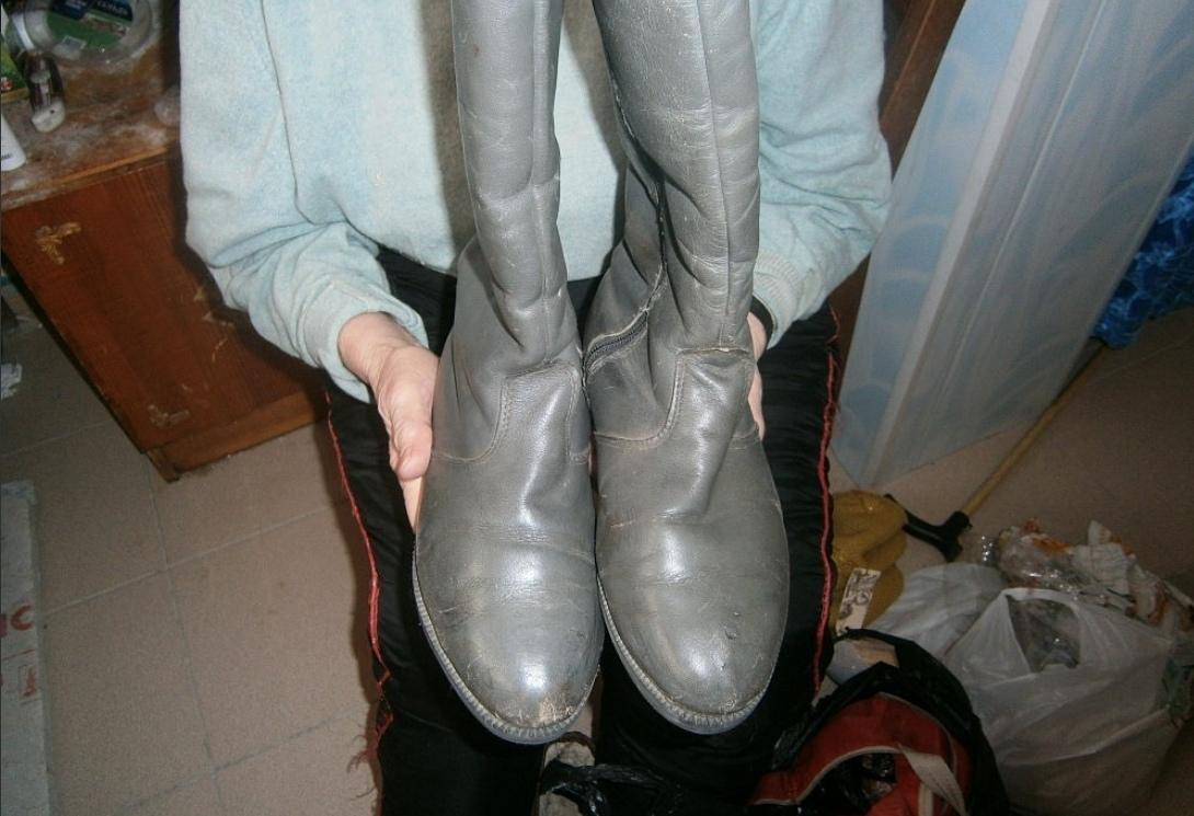 0ca752516 Как делали обувь в СССР