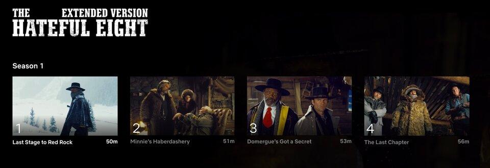 Netflix выпустил режиссёрскую версию омерзительной