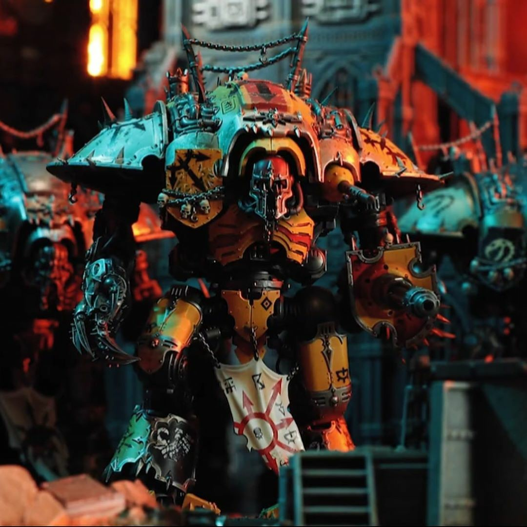 Warhammer Fest 2019 Release: Chaos Knights