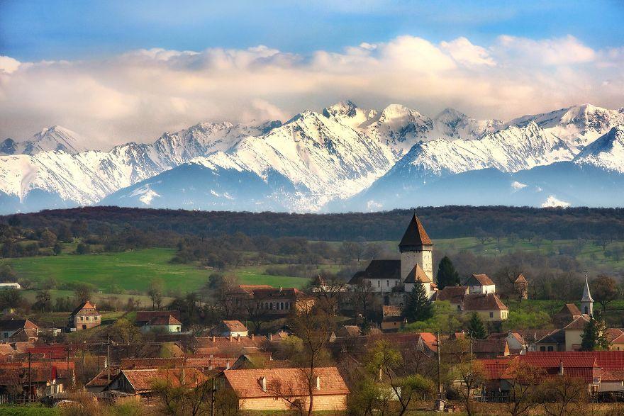 Я влюбился в Карпаты (путешествие в Румынию) 156183412511023469