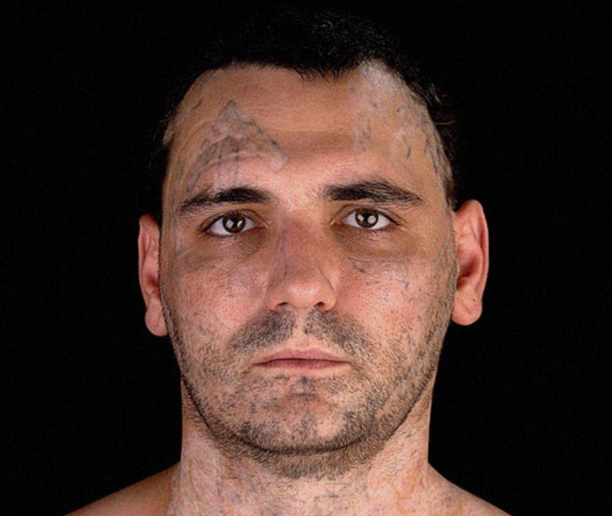Татуированные люди и замена лиц. | Пикабу | 752x891