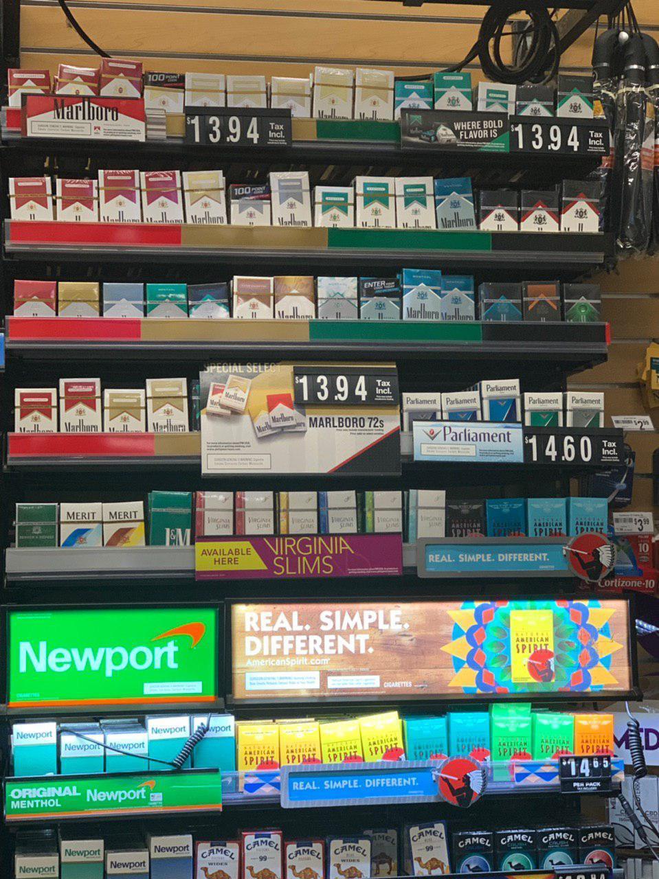Сигареты из америки заказать заказать сигареты на дом круглосуточно