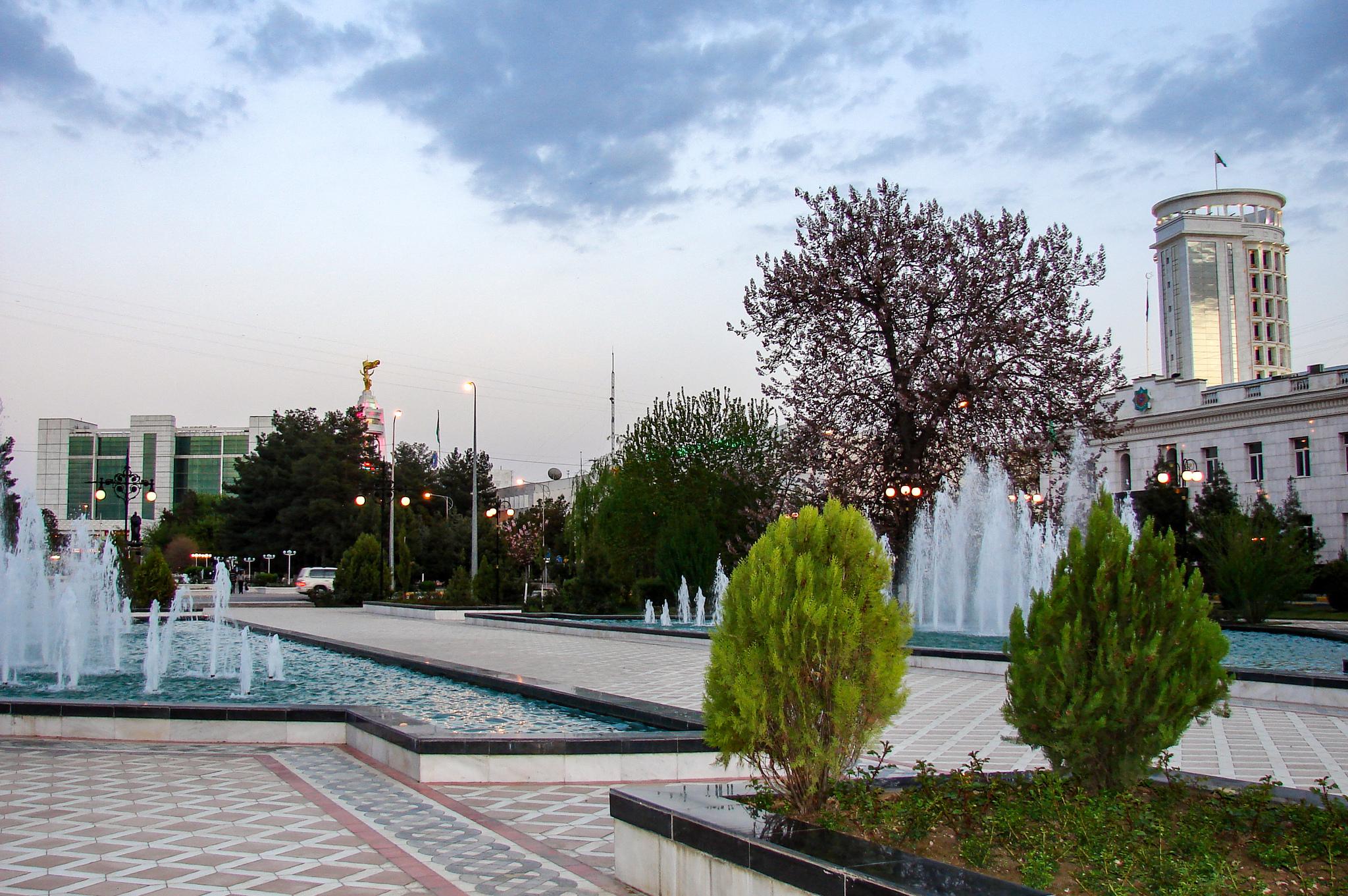 Туркмения взяла кредит как взять автобуса в кредит