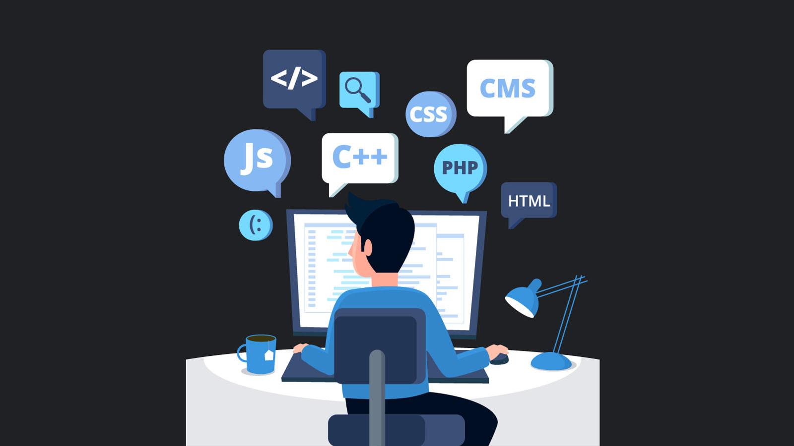 как найти работу девушке программисту