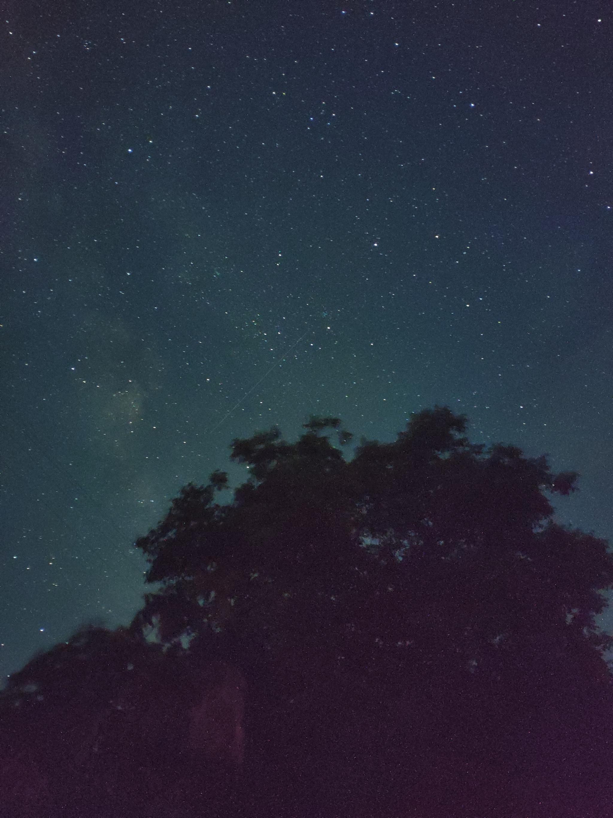 Обои фотограф, Девочка, ночь. Космос foto 19