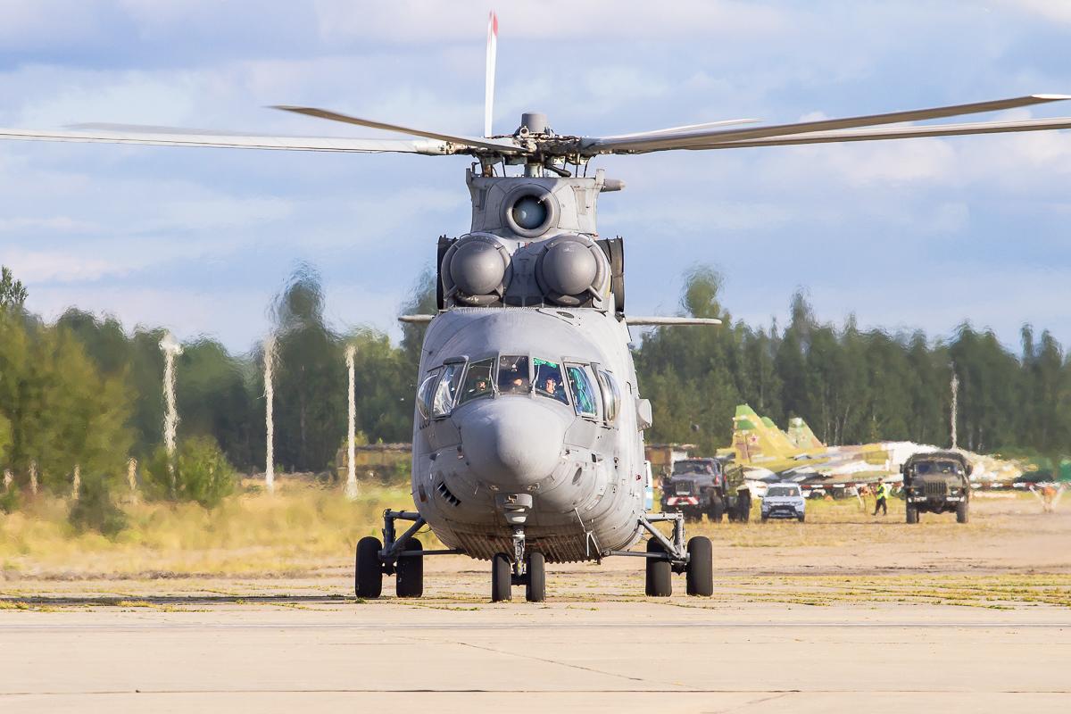 Обои вид, Ми-26, ввс россии. Авиация foto 18