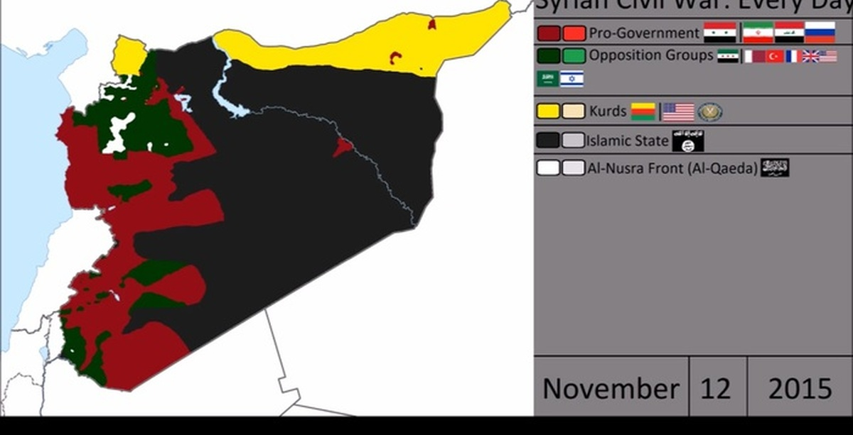 syria from revolution to civil war commune - 1280×720