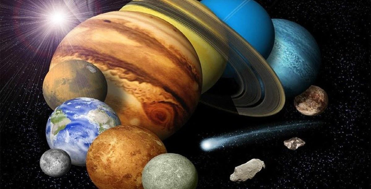 solar system planets - 660×558